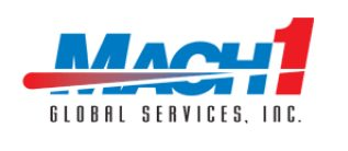 Mach1 Global Services Logistics Tracking