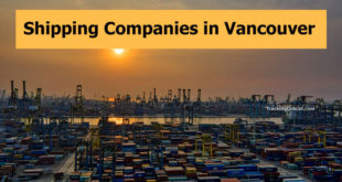 Shipping Company Vancouver