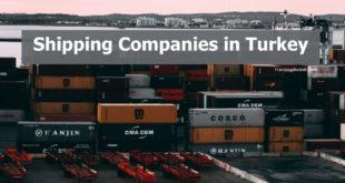 List of Turkish Shipping Company
